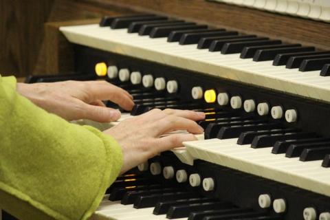 Величественный орган в XXI веке - искусство интерпретации