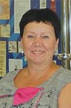 Новикова Нина Васильевна - Председатель Совета ветеранов
