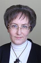 Зубарева Наталья Борисовна - заведующая кафедрой теории и истории музыки