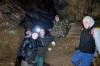 Один из гротов пещеры