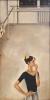 Портрет балерины Нади Павловой